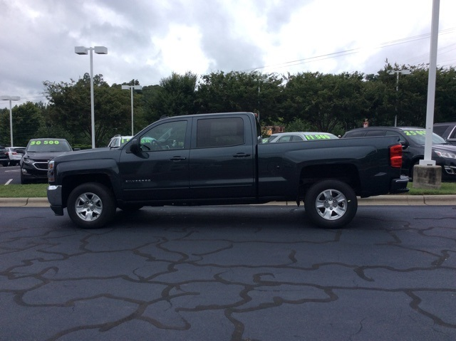 2018 Silverado 1500 Crew Cab 4x2,  Pickup #JG472483 - photo 8