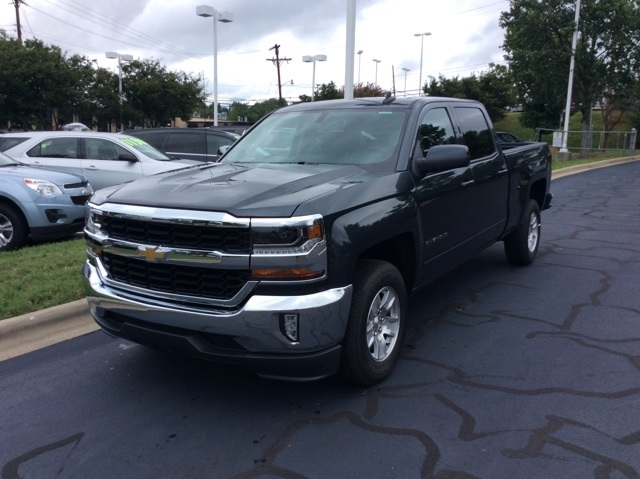2018 Silverado 1500 Crew Cab 4x2,  Pickup #JG472483 - photo 1