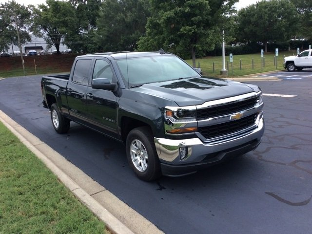 2018 Silverado 1500 Crew Cab 4x2,  Pickup #JG474529 - photo 4