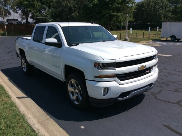 2018 Silverado 1500 Crew Cab 4x4,  Pickup #JG475207 - photo 4