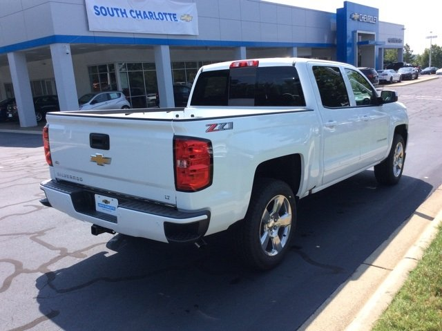 2018 Silverado 1500 Crew Cab 4x4,  Pickup #JG475207 - photo 7