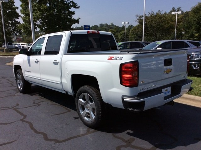 2018 Silverado 1500 Crew Cab 4x4,  Pickup #JG475207 - photo 1