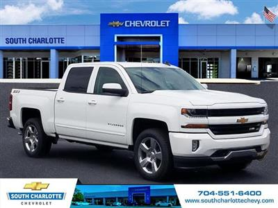 2018 Silverado 1500 Crew Cab 4x4,  Pickup #JG475207 - photo 3