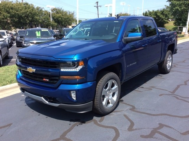 2018 Silverado 1500 Crew Cab 4x4,  Pickup #JG476687 - photo 10