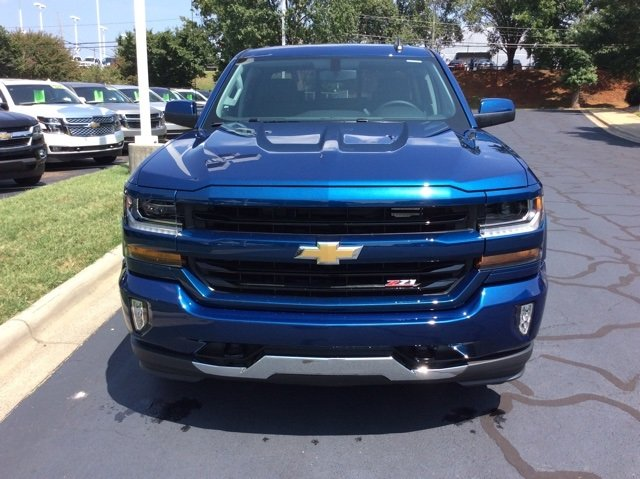2018 Silverado 1500 Crew Cab 4x4,  Pickup #JG476687 - photo 11