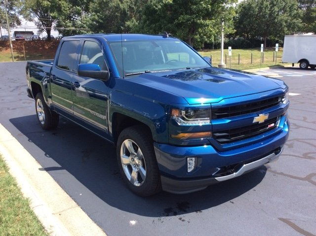 2018 Silverado 1500 Crew Cab 4x4,  Pickup #JG476687 - photo 4
