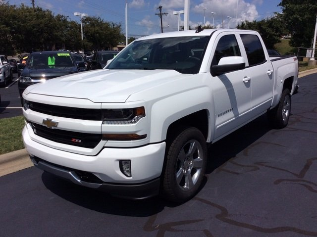 2018 Silverado 1500 Crew Cab 4x4,  Pickup #JG479188 - photo 10