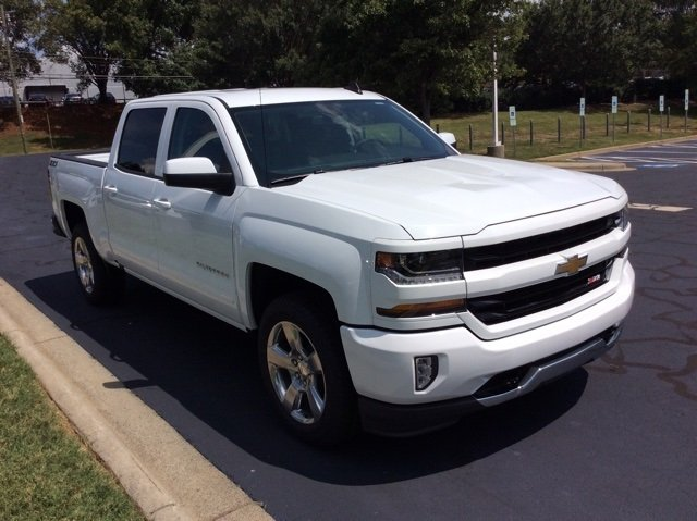 2018 Silverado 1500 Crew Cab 4x4,  Pickup #JG479188 - photo 4