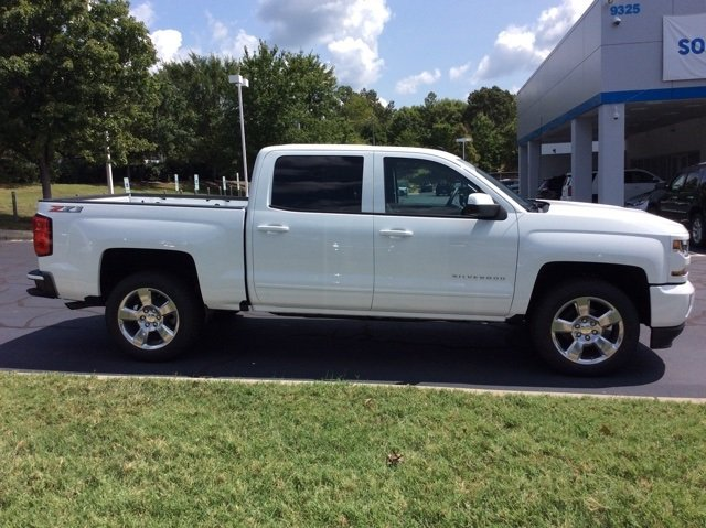 2018 Silverado 1500 Crew Cab 4x4,  Pickup #JG479188 - photo 6