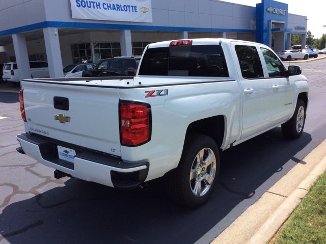 2018 Silverado 1500 Crew Cab 4x4,  Pickup #JG479188 - photo 7