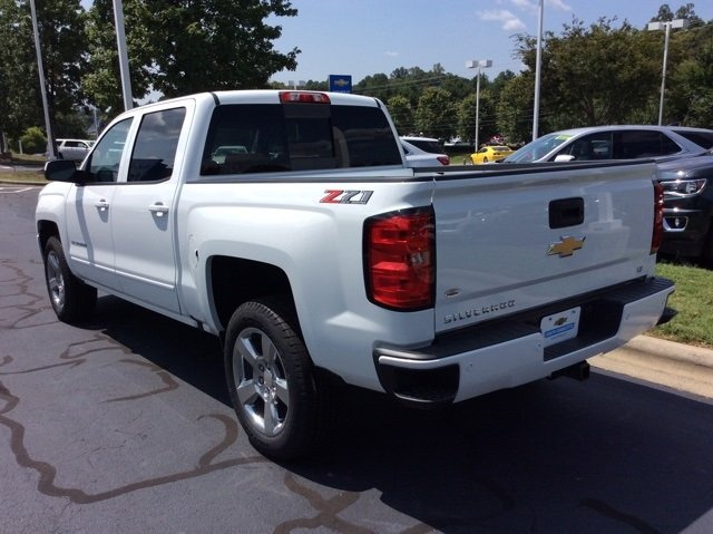 2018 Silverado 1500 Crew Cab 4x4,  Pickup #JG479188 - photo 1