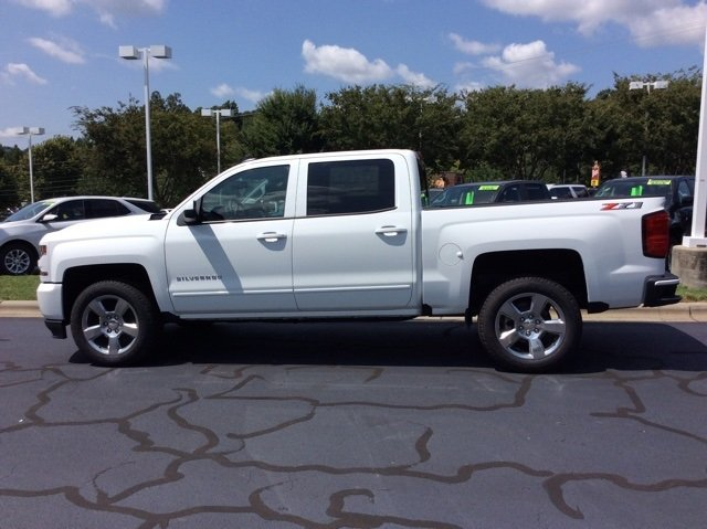 2018 Silverado 1500 Crew Cab 4x4,  Pickup #JG479188 - photo 9