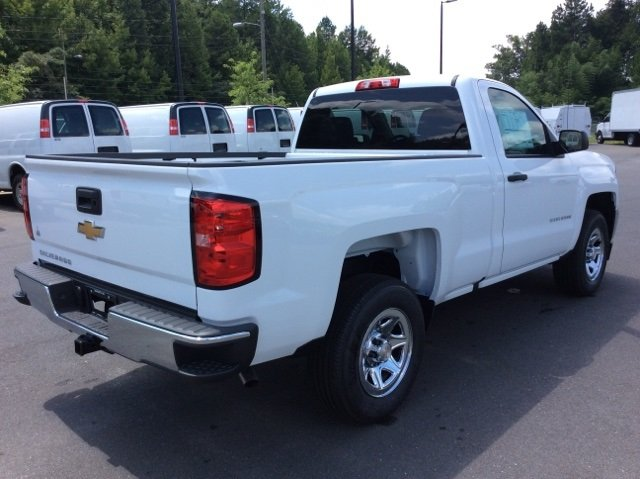 2018 Silverado 1500 Regular Cab 4x2,  Pickup #JZ108043 - photo 6