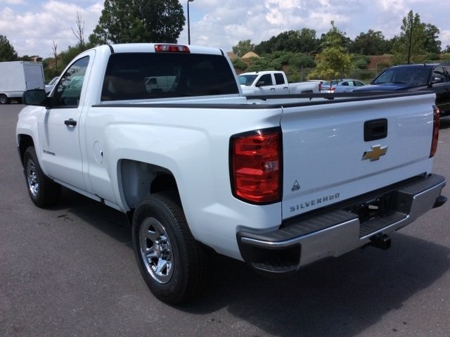 2018 Silverado 1500 Regular Cab 4x2,  Pickup #JZ108043 - photo 8