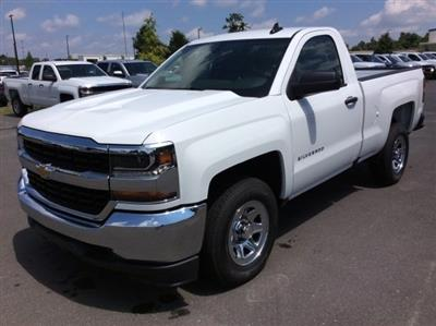 2018 Silverado 1500 Regular Cab 4x2,  Pickup #JZ108043 - photo 9