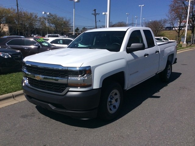 2018 Silverado 1500 Double Cab, Pickup #JZ266725 - photo 9