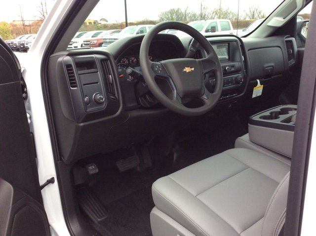 2018 Silverado 1500 Regular Cab 4x2,  Pickup #JZ270052 - photo 12