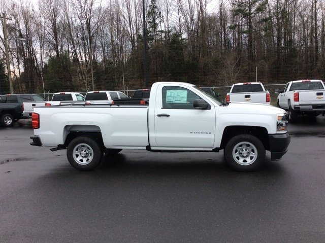2018 Silverado 1500 Regular Cab 4x2,  Pickup #JZ270052 - photo 4