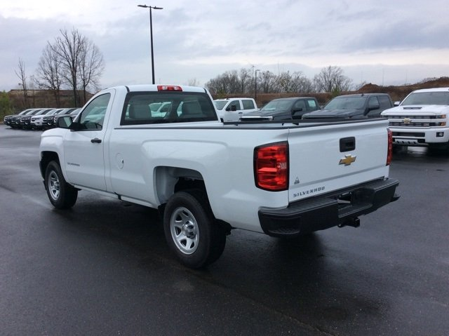 2018 Silverado 1500 Regular Cab 4x2,  Pickup #JZ270052 - photo 8