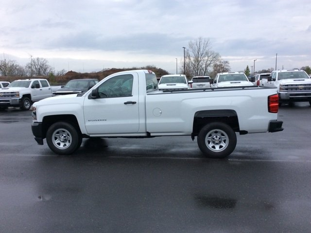 2018 Silverado 1500 Regular Cab 4x2,  Pickup #JZ270052 - photo 1