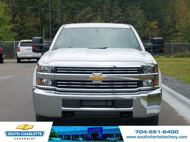 2018 Silverado 2500 Double Cab 4x4,  Reading Service Body #JZ323661 - photo 2