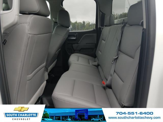 2018 Silverado 2500 Double Cab 4x4,  Reading Service Body #JZ323661 - photo 8