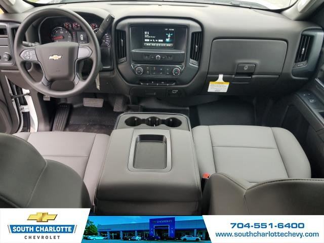2018 Silverado 2500 Double Cab 4x4,  Reading Service Body #JZ323661 - photo 9