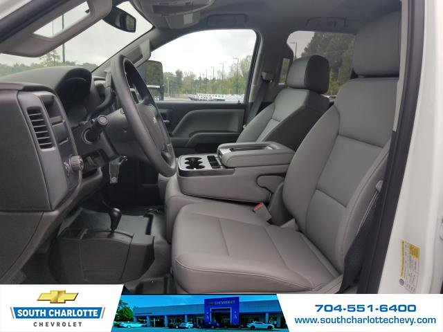 2018 Silverado 2500 Double Cab 4x4,  Reading Service Body #JZ323661 - photo 12