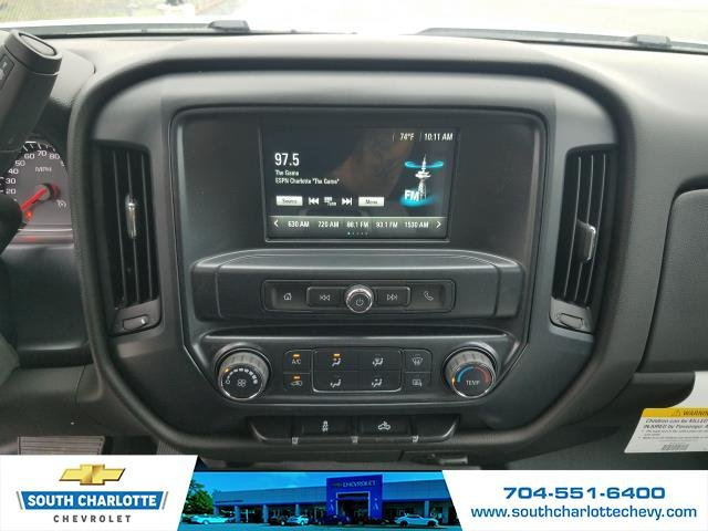 2018 Silverado 2500 Double Cab 4x4,  Reading Service Body #JZ323661 - photo 15