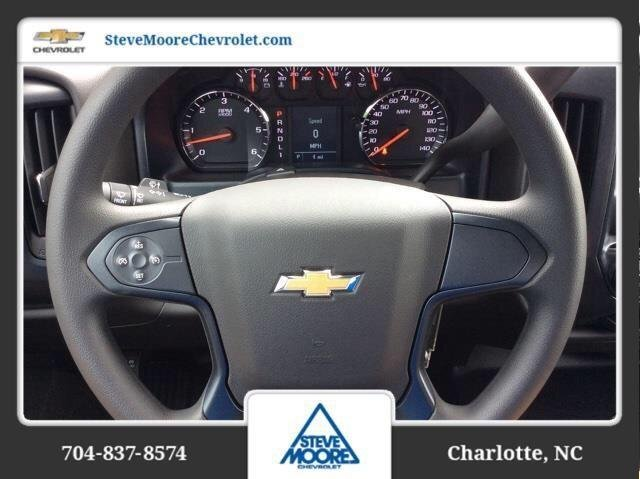 2018 Silverado 2500 Double Cab 4x4,  Reading Service Body #JZ323661 - photo 18
