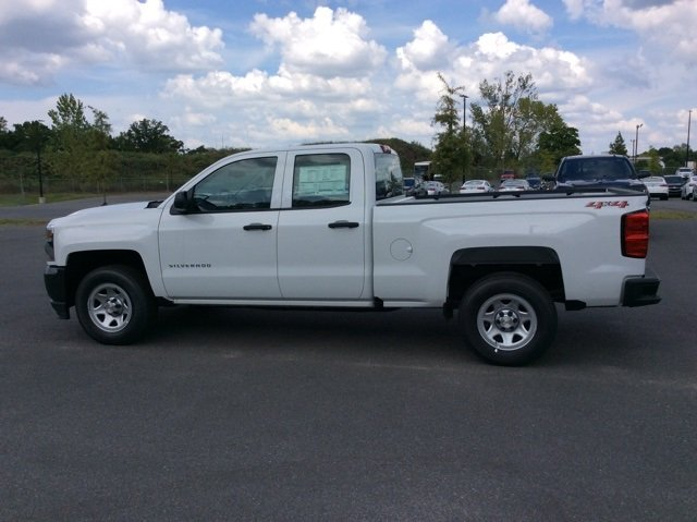 2018 Silverado 1500 Double Cab 4x4,  Pickup #JZ326911 - photo 1