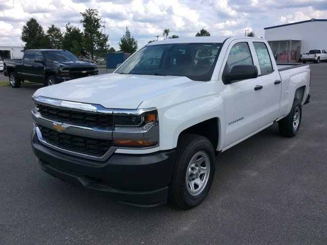 2018 Silverado 1500 Double Cab 4x4,  Pickup #JZ326911 - photo 9