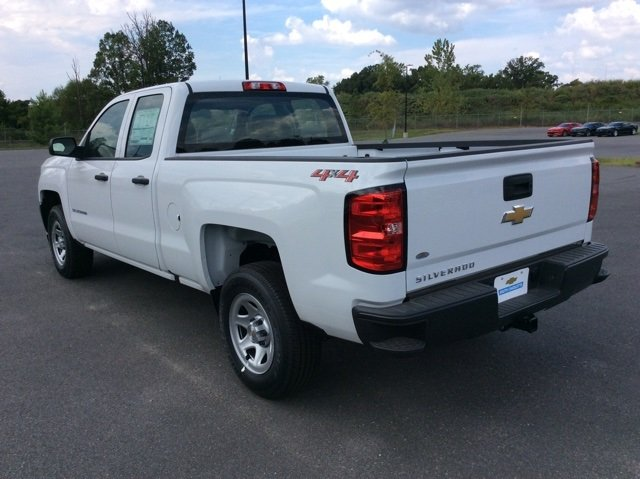 2018 Silverado 1500 Double Cab 4x4,  Pickup #JZ332024 - photo 2