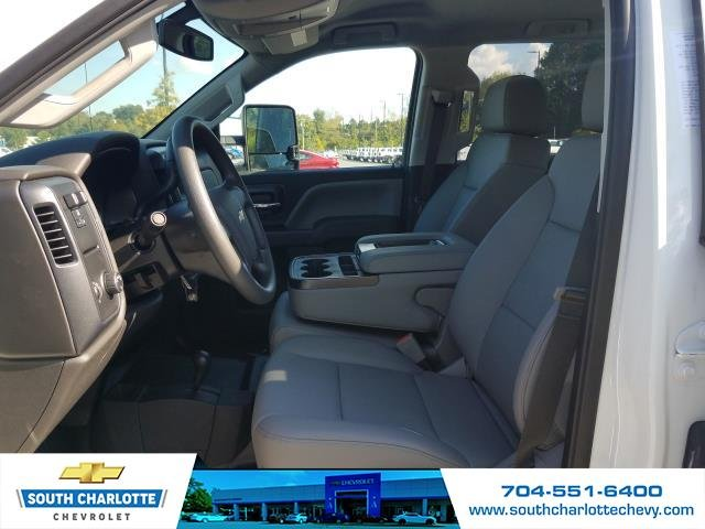 2019 Silverado 2500 Crew Cab 4x4,  Reading Service Body #KF114410 - photo 11