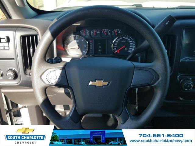 2019 Silverado 2500 Crew Cab 4x4,  Reading Service Body #KF114410 - photo 12