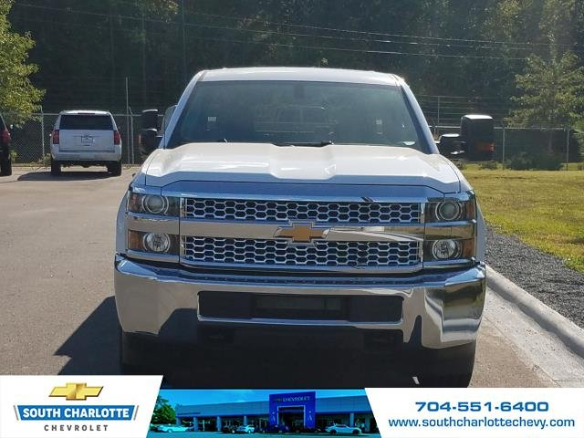 2019 Silverado 2500 Crew Cab 4x4,  Reading Service Body #KF114410 - photo 5