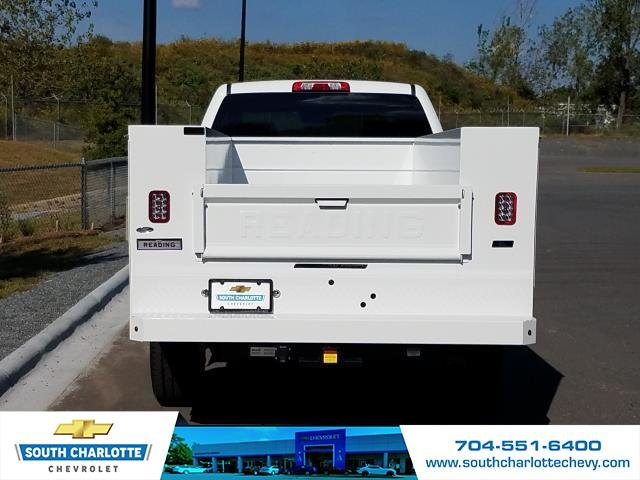 2019 Silverado 2500 Crew Cab 4x4,  Reading Service Body #KF114410 - photo 6