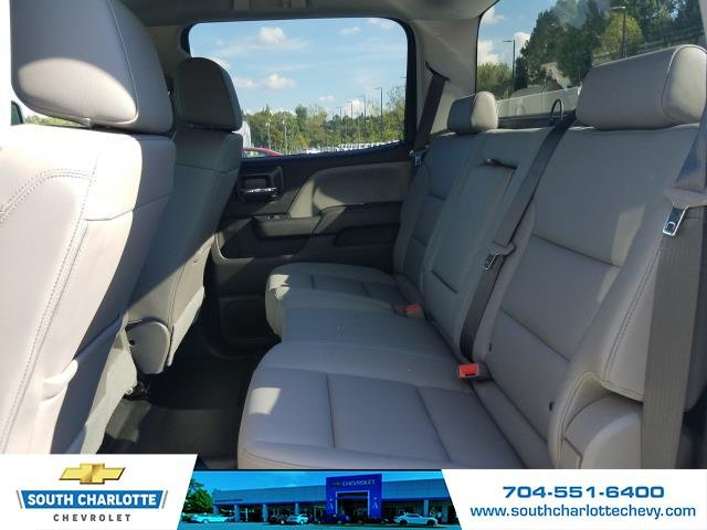 2019 Silverado 2500 Crew Cab 4x4,  Reading Service Body #KF114410 - photo 9