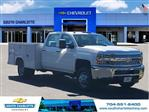 2019 Silverado 3500 Crew Cab DRW 4x4,  Service Body #KF115578 - photo 1
