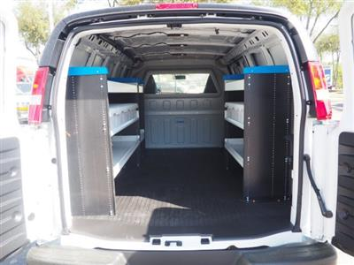 2019 Express 2500 4x2, Sortimo Shelf Staxx Upfitted Cargo Van (Stock  #K1245531)