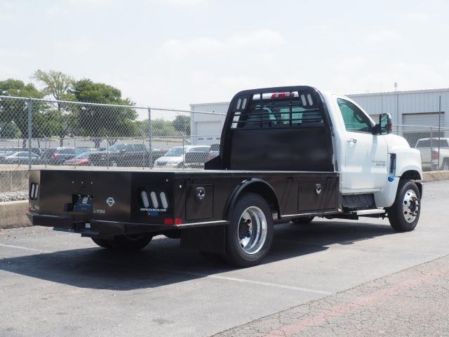 2019 Chevrolet Silverado 4500 Regular Cab DRW 4x2, CM Truck Beds Platform Body #KH885806 - photo 1