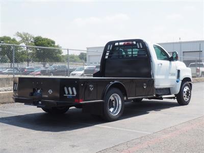 2019 Chevrolet Silverado 4500 Regular Cab DRW 4x2, CM Truck Beds SK Model Platform Body #KH885806 - photo 2