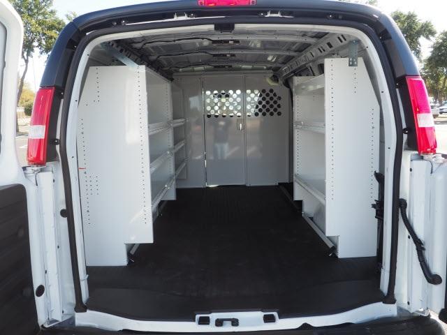 2020 Chevrolet Express 2500 4x2, Upfitted Cargo Van #L1275692 - photo 1