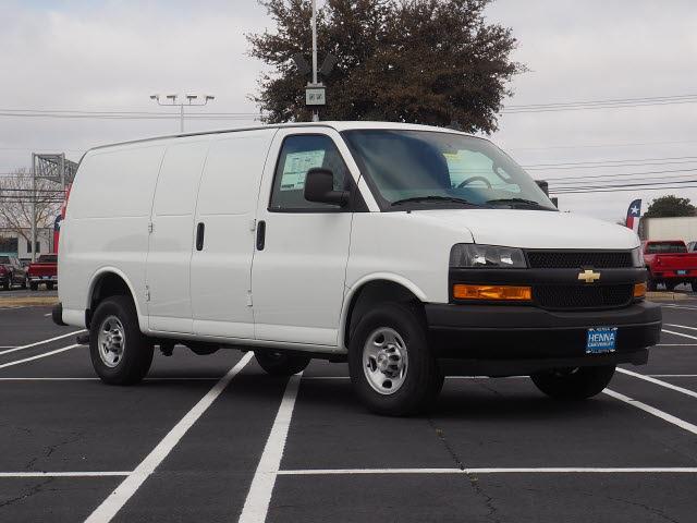 2020 Chevrolet Express 2500 4x2, Upfitted Cargo Van #L1275703 - photo 1