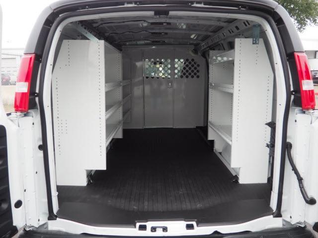 2020 Chevrolet Express 2500 4x2, Upfitted Cargo Van #L1275752 - photo 1