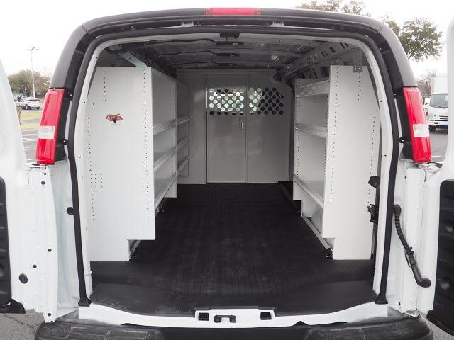 2020 Chevrolet Express 2500 4x2, Upfitted Cargo Van #L1275758 - photo 1
