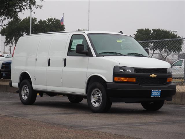 2020 Chevrolet Express 2500 4x2, Upfitted Cargo Van #L1275764 - photo 1