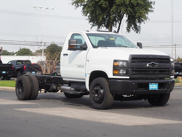 2020 Chevrolet Silverado 4500 Regular Cab DRW 4x2, Cab Chassis #LH234809 - photo 1