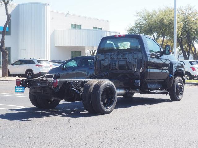 2020 Chevrolet Silverado 4500 Regular Cab DRW 4x2, Cab Chassis #LH234919 - photo 1