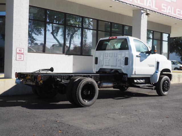 2020 Chevrolet Silverado 4500 Regular Cab DRW 4x4, Cab Chassis #LH384029 - photo 1